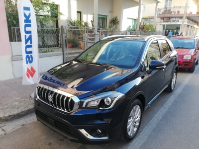SUZUKI S-CROSS 1.0 BOOSTERJET COOL 2WD