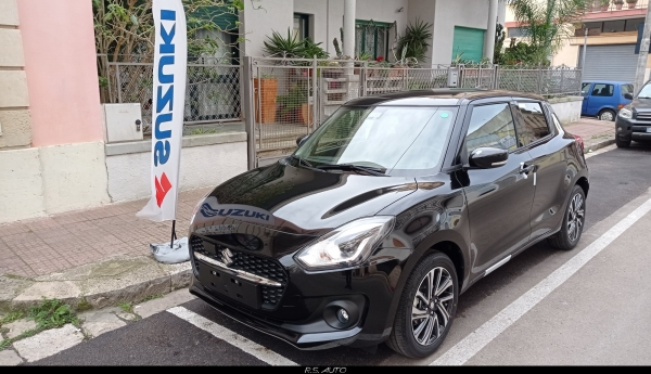 SUZUKI SWIFT 1.2 DUALJET HYBRID TOP